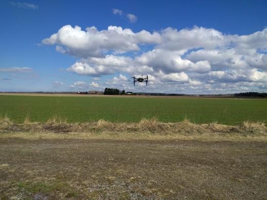 2017-04-28 Sparv Sensors första flygning med UU (2)